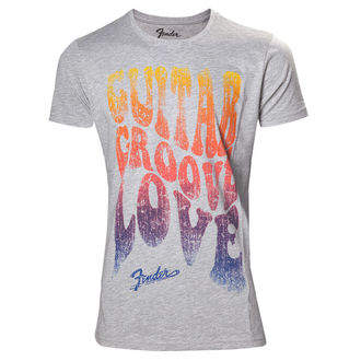 Men's t-shirt FENDER, FENDER