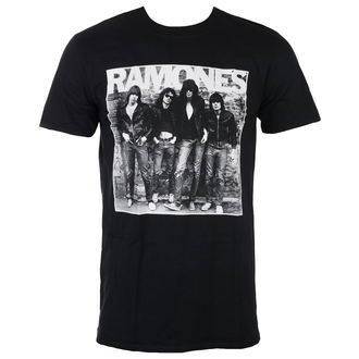 t-shirt metal men's Ramones - 1st Album - ROCK OFF, ROCK OFF, Ramones