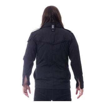 Men's shirt Vixxsin - LESS - BLACK PINSTRIPE, VIXXSIN