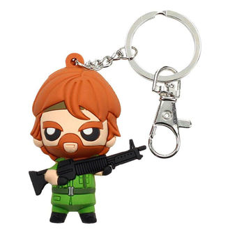 Key ring Chuck Norris - Missing in Action, NNM