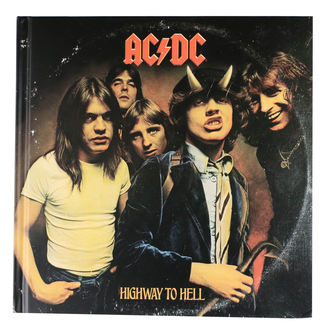 Writing notebook AC / DC, NNM, AC-DC