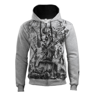 hoodie men's - Metal Pandas - ALISTAR