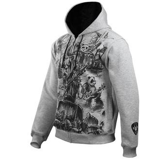 hoodie men's - Metal Pandas - ALISTAR, ALISTAR