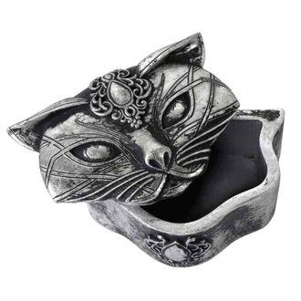 Decoration (box) ALCHEMY GOTHIC - Sacred Cat, ALCHEMY GOTHIC