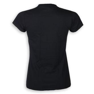 t-shirt metal women's Kiss - Classic Logo - ROCK OFF, ROCK OFF, Kiss