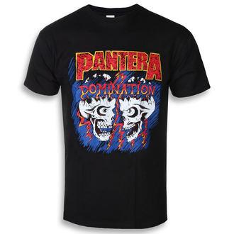 t-shirt metal men's Pantera - Domination - ROCK OFF, ROCK OFF, Pantera