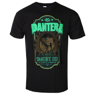 Men's t-shirt Pantera - Snakebite XXX Label - ROCK OFF - PANTS21MB