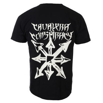 t-shirt metal men's Cavalera Conspiracy - Psychosis - NAPALM RECORDS, NAPALM RECORDS, Cavalera Conspiracy