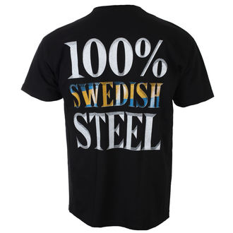t-shirt metal men's Hammerfall - Swedish Steel - NAPALM RECORDS, NAPALM RECORDS, Hammerfall
