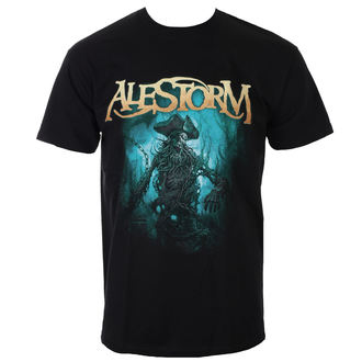 t-shirt metal men's Alestorm - No Grave But The Sea - NAPALM RECORDS, NAPALM RECORDS, Alestorm