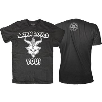 T-Shirt men's - Cuz Jesus Doesn't - BLACK CRAFT - MT166CD