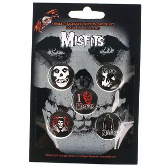 Pin Badges Misfits - RAZAMATAZ - BB011
