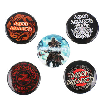 Pin Badges Amon Amarth - RAZAMATAZ, RAZAMATAZ, Amon Amarth