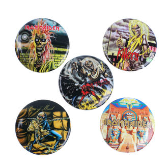 Pin Badges Iron Maiden - RAZAMATAZ, RAZAMATAZ, Iron Maiden