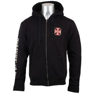 hoodie men's - EL DIABLO - West Coast Choppers - WCCHD164ZW