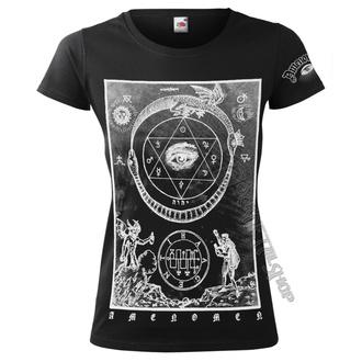 t-shirt hardcore women's - MAGICAL ALCHEMY - AMENOMEN