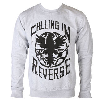 sweatshirt (no hood) men's Falling In Reverse - EAGLE - PLASTIC HEAD, PLASTIC HEAD, Falling In Reverse