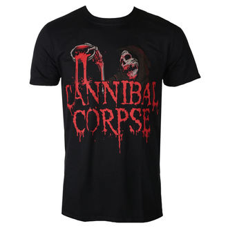 t-shirt metal men's Cannibal Corpse - ACID BLOOD - PLASTIC HEAD, PLASTIC HEAD, Cannibal Corpse