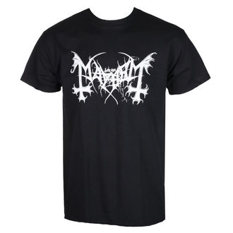 t-shirt metal men's Mayhem - - RAZAMATAZ - ST1043
