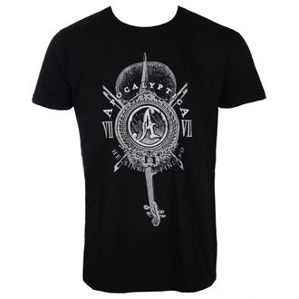 t-shirt metal men's Apocalyptica - CELLO - LIVE NATION, LIVE NATION, Apocalyptica