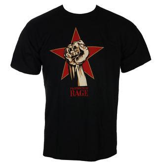 t-shirt metal men's Prophets Of Rage - POWER FIST - LIVE NATION, LIVE NATION, Prophets Of Rage