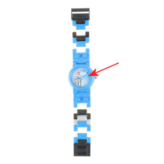 watches Lego Star Wars - The Clone Wars - R2D2 - DAMAGED
