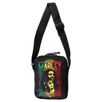 Shoulder Bag BOB MARLEY - ROOTS ROCK REGGAE - Crossbody, NNM, Bob Marley