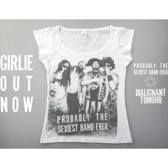 t-shirt metal women's Malignant Tumour - Melrose - NNM