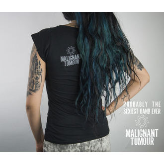 t-shirt metal women's Malignant Tumour - Melrose - NNM