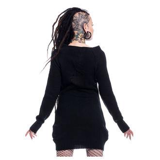 Women's Tunic Poizen Industries - SHIFT - BLACK, POIZEN INDUSTRIES