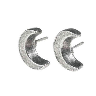 Earrings ALCHEMY GOTHIC - Sickle Moon, ALCHEMY GOTHIC
