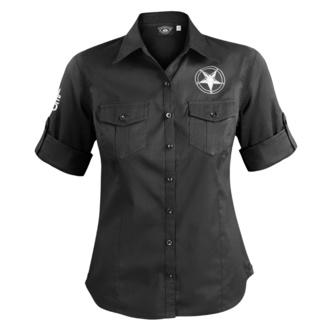 Shirt Women's with 3/4 sleeves AMENOMEN - CHURCH OF SATAN, AMENOMEN