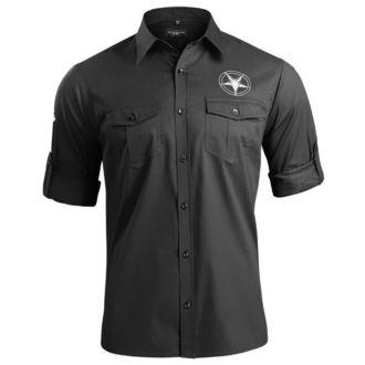 Shirt Men's with long sleeves AMENOMEN - CHURCH OF SATAN, AMENOMEN