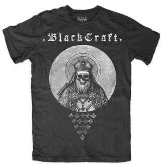 t-shirt men's - Revenge - BLACK CRAFT, BLACK CRAFT