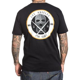 t-shirt hardcore men's - SKI CLUB - SULLEN, SULLEN