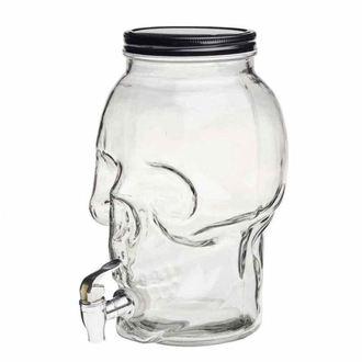 Beverage dispenser ALCHEMY GOTHIC - Skull, ALCHEMY GOTHIC