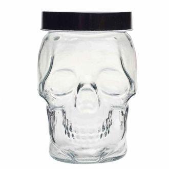 Decoration (jar) ALCHEMY GOTHIC - Skull, ALCHEMY GOTHIC