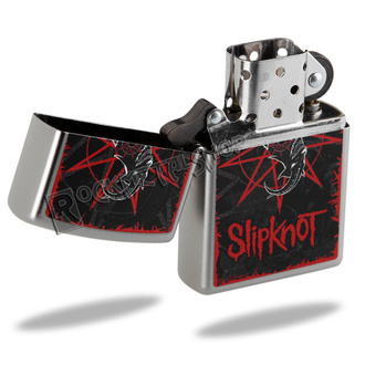 Lighter ZIPPO - Slipknot - NO. 10, ZIPPO, Slipknot