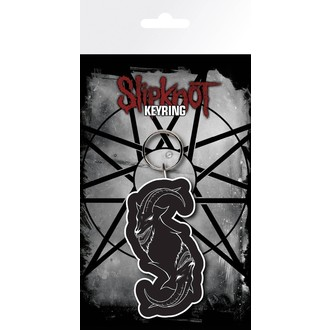 Key ring (pendant) SLIPKNOT - GB posters, GB posters, Slipknot
