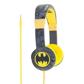 Headphones children's Batman - Bat Signal