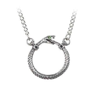 Necklace ALCHEMY GOTHIC - Sophia Serpent, ALCHEMY GOTHIC