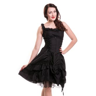 Dress Women Poizen Industries - SOUL - BLACK, POIZEN INDUSTRIES