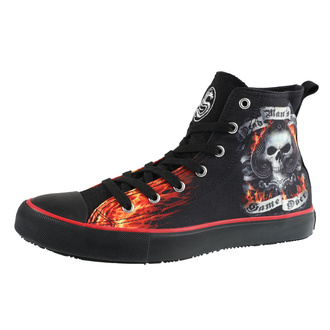 high sneakers unisex - SPIRAL - T155S001