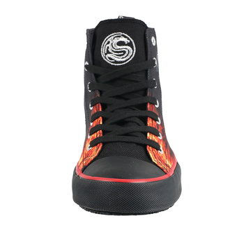 high sneakers unisex ACE REAPER - SPIRAL - T155S001