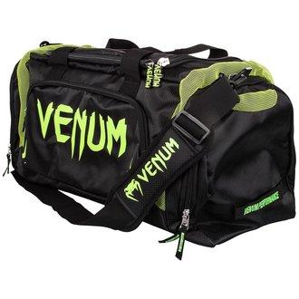 Duffel bag VENUM - Trainer Lite Sport - Black / Neo Yellow, VENUM