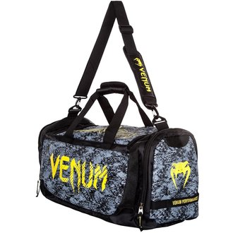 Duffel bag VENUM - Tramo Sport - Black / Yellow, VENUM