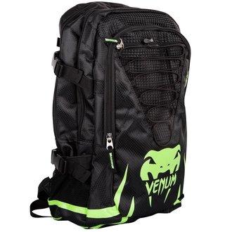 Backpack VENUM - Challenger Pro - Black / Neo Yellow, VENUM