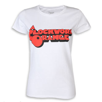 film t-shirt women's Clockwork Orange - LOGO - PLASTIC HEAD, PLASTIC HEAD