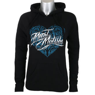 hoodie women's - VISIONARY - METAL MULISHA, METAL MULISHA