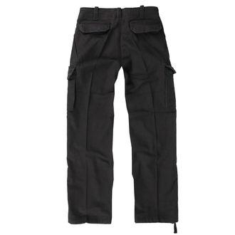 Men's trousers BRANDIT - Heavy Weight - 1004-black